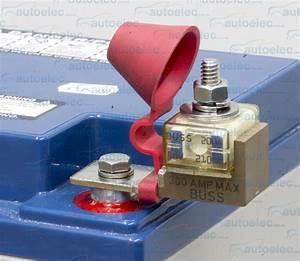 Battery 200a 200 Amp Fuse  U0026 Holder Block Kit 12 12v Volt Dual System Box Bf200k