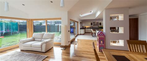 How Much Is A Sunroom Extension by Architectural Construction Services Dublin Nuhaus