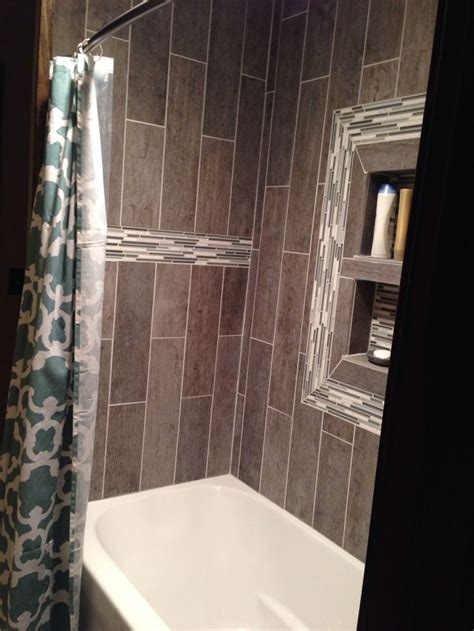 bathroom shower tile and shower curtain for the home