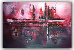 Abstrakte Bilder Online Kaufen : bild modern abstrakt gem lde lila von alex b bei kunstnet ~ Bigdaddyawards.com Haus und Dekorationen