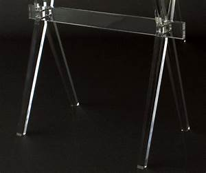 Tréteaux Pour Table : tr teaux pour table mobilier design betonboutik ~ Melissatoandfro.com Idées de Décoration