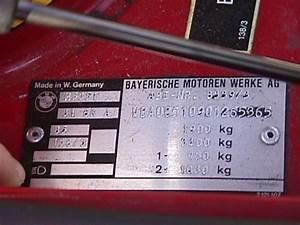 Numero Vin Bmw : what is the towing capacity for an e34 ~ Melissatoandfro.com Idées de Décoration