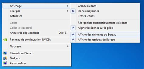 probleme icone bureau problèmes windows aidewindows