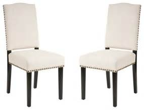 kitchen sofa furniture stuart beige fabric dining chair set of 2 contemporary dining chairs by great deal furniture