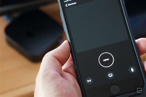 use iphone as apple tv remote passivetech