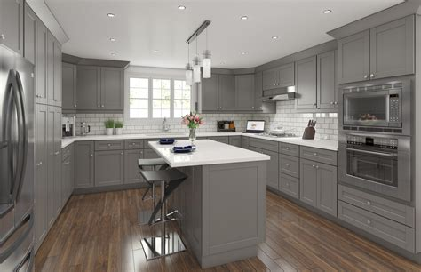 grey shaker cabinets kitchen shaker grey traditional kitchen cabinets framed