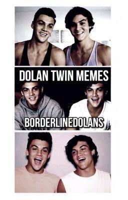 Dolan Twins Memes - 165 dolan twin memes 165 106 wattpad
