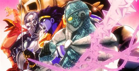 If ger was not nerfed in eyes of heaven he would have beaten the world over yet still, made in heaven is one of my favorite stands in jojo. Jojo's Bizarre Adventure: The 15 Strongest Stands, Ranked ...