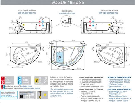 vasca angolo dwg novellini vasca angolare vogue asimmetrica con idro