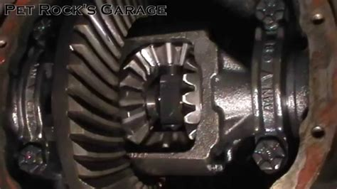 Ford 8 8 Gears by How To Replace Spider Gears In Ford 7 5 8 8 Open