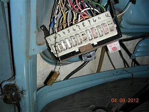 Vw Type 2 Fuse Box