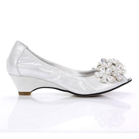 comfortable silver sandals low heel rhinstone platform open toes silver comfortable