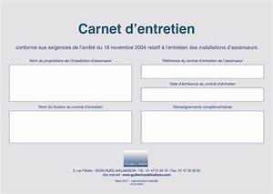 Carnet D Entretien Volkswagen : carnet d entretien d1 ascenseur carnet d 39 entretien ascenseur pour carnet d 39 entretien v ~ Gottalentnigeria.com Avis de Voitures