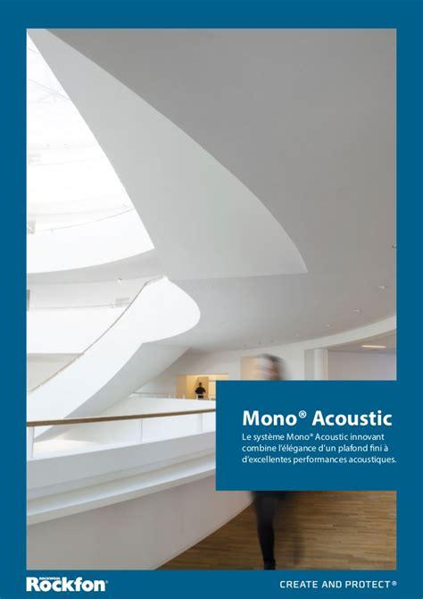 rockfon mono acoustic