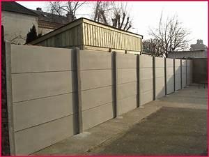 Plaque De Beton Pour Cloture Pas Cher : plaque de beton pour cloture brico depot altoservices ~ Dode.kayakingforconservation.com Idées de Décoration
