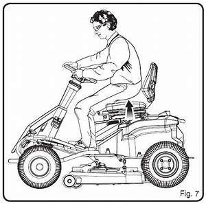 Rm480e Electric Riding Lawn Mower Assembly Guide
