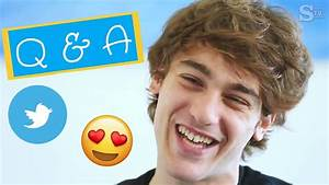 Skam, Italia, Eng, Subs, Federico, Answers, To, Tweets, From