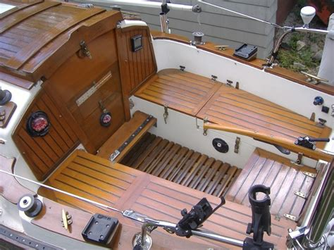 build  cradle   sailboat woodworking
