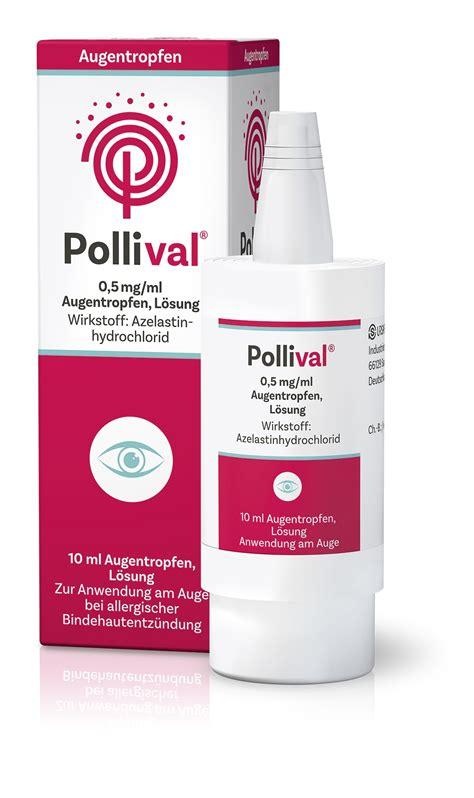 pollival augentropfen ursapharm arzneimittel gmbh