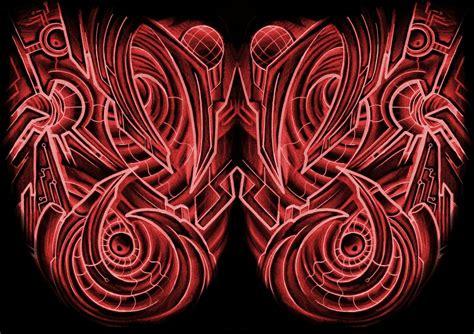 Biomechanical By Thirteen7s On Deviantart