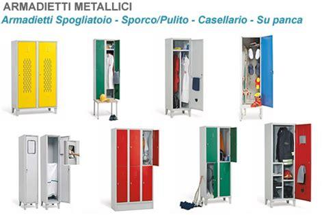 Armadietti Metallici Per Spogliatoi by Armadietti Spogliatoio Offerta