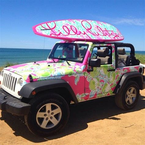 beach jeep accessories jeep on the beach jeep app pinterest surf lily