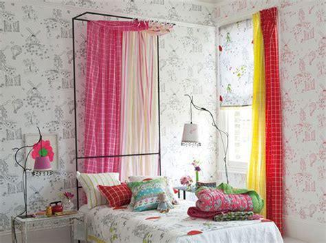 rideau pour chambre de fille rideaux originaux pour chambre madura chambre rideau