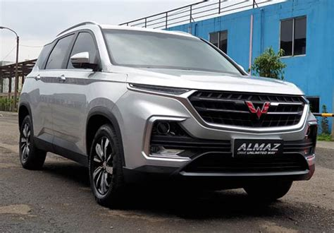 Gambar Mobil Wuling Almaz by Harga Wuling Almaz 2019 Dan Spesifikasi Resmi Di Indonesia