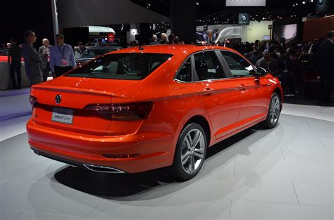 2019 Vw Jetta by 2019 Vw Jetta Turns The Tables With Detroit Debut