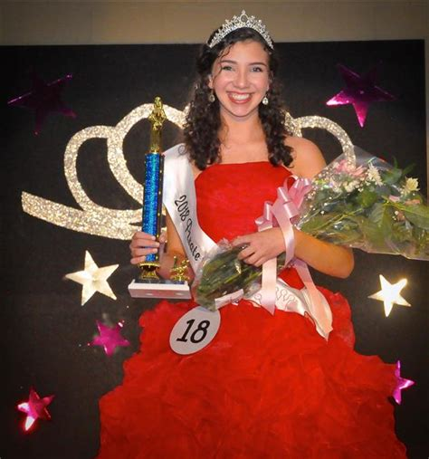 School Events Miss Pirate Princess Pageant