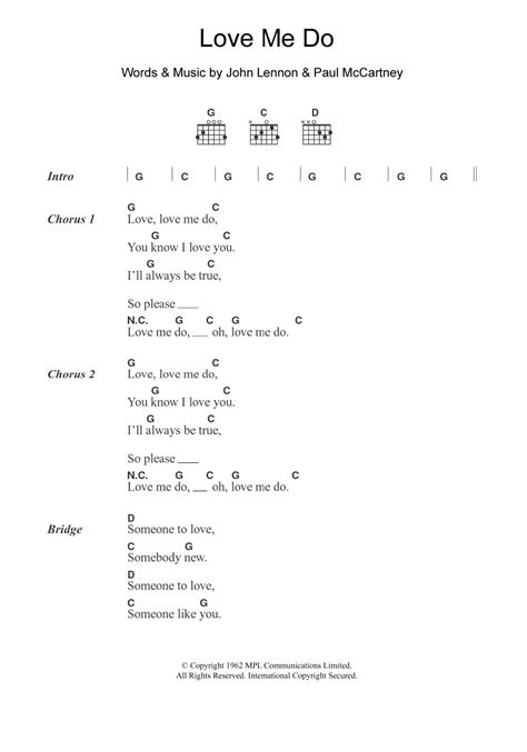 Guitar chords me and