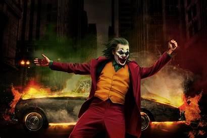 Joker 4k Wallpapers Dancing Phoenix Joaquin Happy