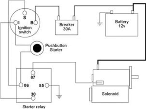 Basic Engine Wiring Diagram by Motorcycle Electrical System Components Sound Circuit