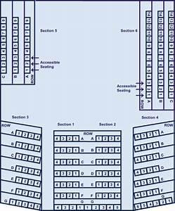 Seating Chart Villanova Theatre