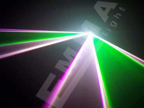 color rgb 4w laser light professional dj equipment