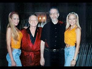 Hugh Hefner - Dating Twins Is Double the Fun - YouTube