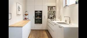 Küche Eiche Weiß : mtb k che in weiss aus mineralwerkstoff und eiche ~ Orissabook.com Haus und Dekorationen