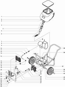 25 Wagner Paint Crew 770 Parts Diagram
