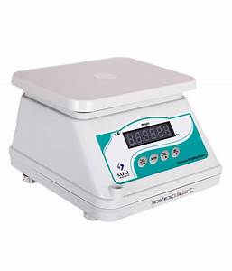 Safal Weighing Scale White Digital Weighing Scales: Buy ...