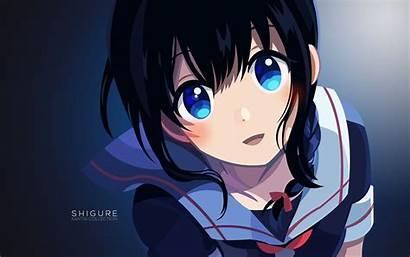 Shigure Kancolle Kantai Close Anime Eyes Wallpapers