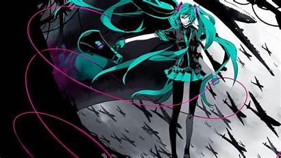 Miku Hatsune Vocaloid Wallpapers 1080p Anime Wallpapersafari
