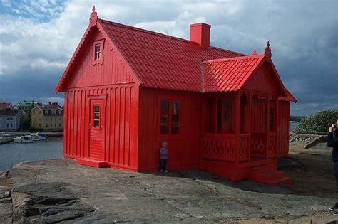 the red house a photo from blekinge gotaland trekearth