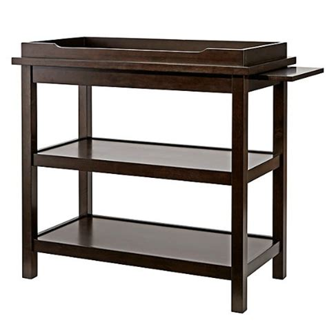 dark wood changing table 9 best baby changing tables of 2018 diaper changing
