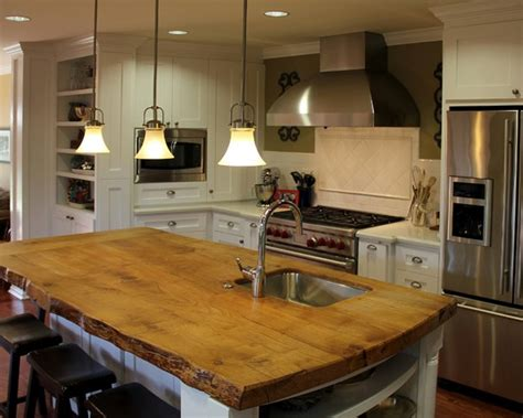 wood island tops kitchens five star stone inc countertops 3 industrial style kitchen countertop ideas