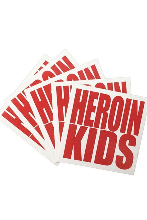 Heroin®kids  Kaiserengel® Jewlery, Necklaces, Poster