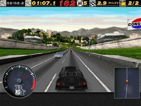 Road & Track Presents The Need For Speed (game)