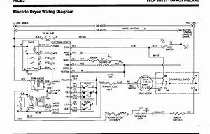 Ge Dryer Electrical Diagram