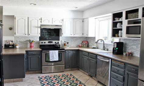 grey kitchen cabinets grey  white kitchen cabinet