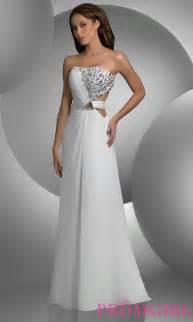 shimmer designer prom dresses strapless evening gowns