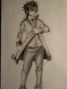Gray Fullbuster - Fairy Tail by Jennux3 on DeviantArt